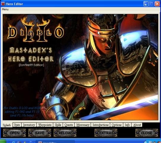 Diablo 2 Персонажа